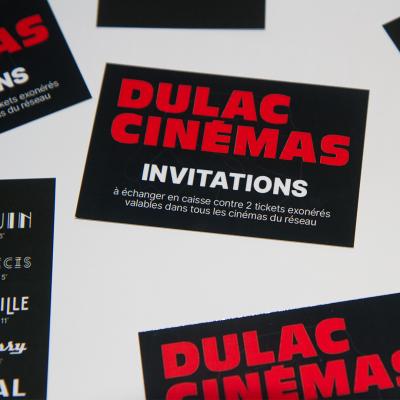 MAISON DULAC CINEMA BOX