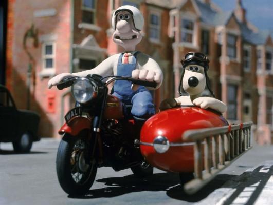Wallace & Gromit, coeurs à modeler