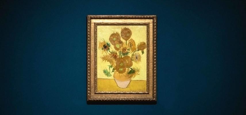 Expositions sur Grand Ecran, Les Tournesols, Vincent Van Gogh